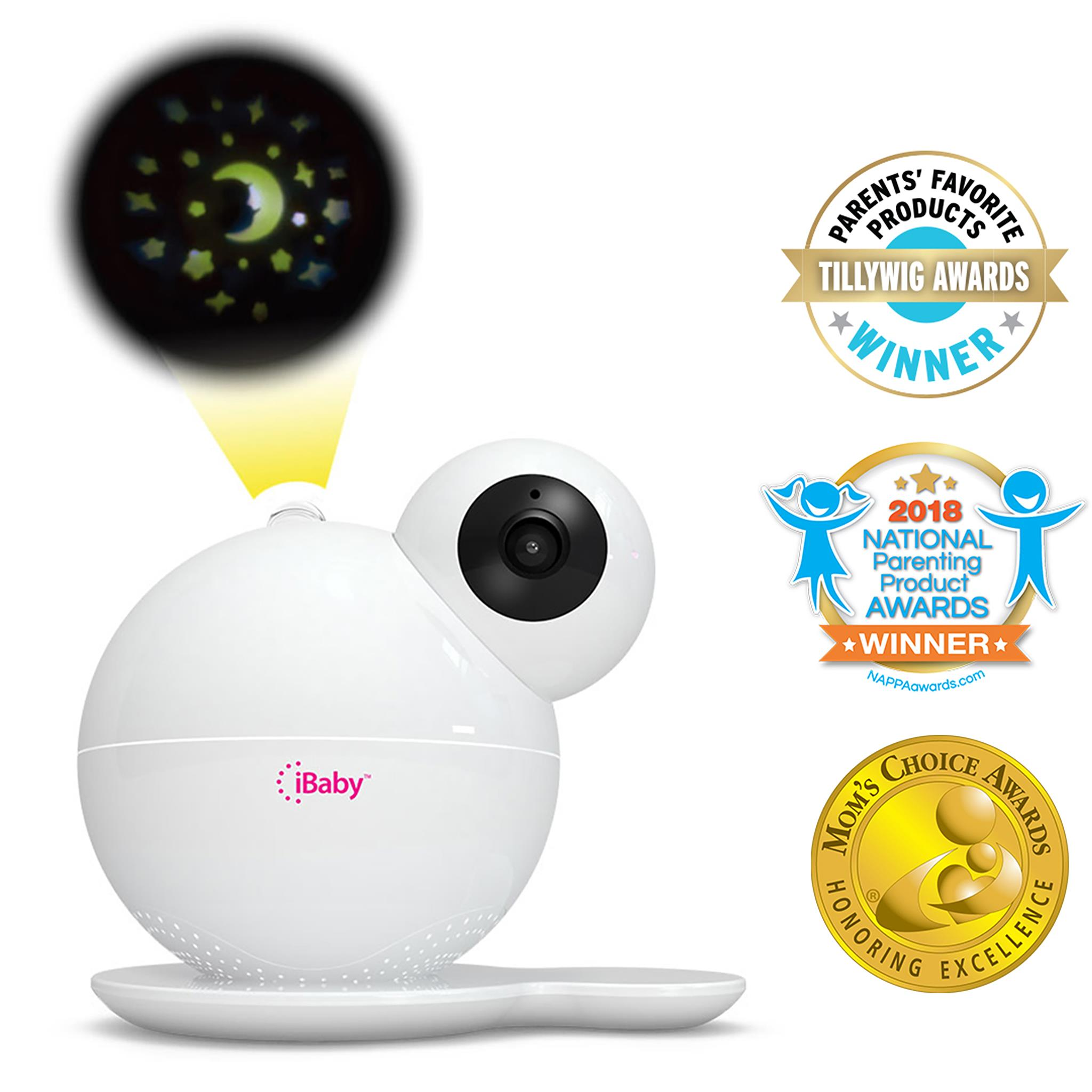iBaby Care M7 Digital Video Monitor - White