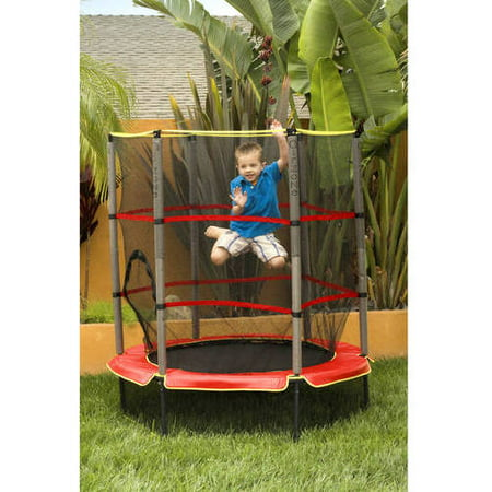 """Image of Airzone 55"""" Trampoline, Red"""