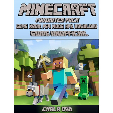 Minecraft Favorites Pack Game, Xbox, PS4, Mods, Apk, Download Unofficial -  eBook