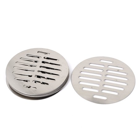 Unique bargains stainless steel round sink floor drain for 10 inch floor drain cover