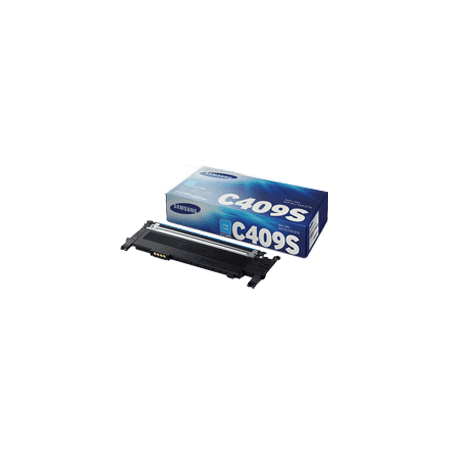 ~Brand New Original SAMSUNG CLT-C409S Laser Toner Cartridge Cyan for Samsung CLX-3175FN - image 1 of 1