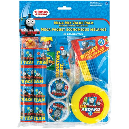 Thomas Train Party Favors (Thomas the Train All Aboard Party Favors for)