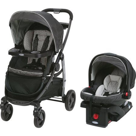 Graco Click Connect Travel System Walmart