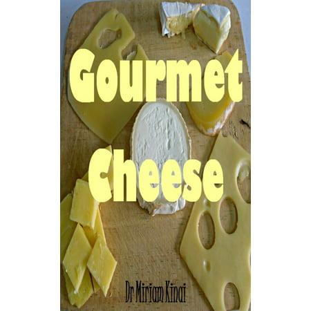 Gourmet Cheese - eBook
