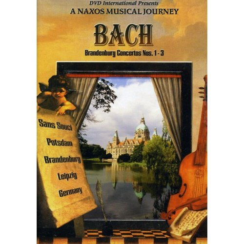 Naxos Musical Journey: Bach - Brandenburg Concert 1 & 3