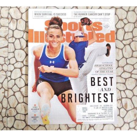 1980 Sports Illustrated Magazine - Sports Illustrated Magazine July 17 2017 Sydney McLaughlin Mackenzie Gore