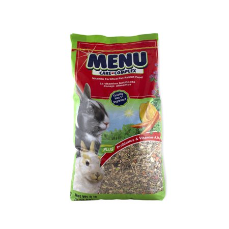 Vitakraft Menu Care Complex Rabbit Food, 8 (Vitakraft Rabbit Drops)