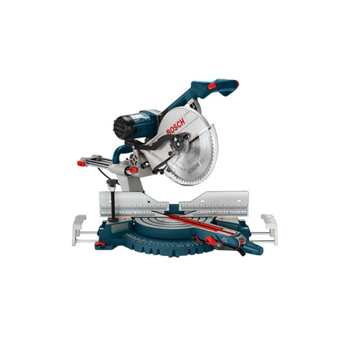 Bosch 5312 Double Bevel Sliding Compound Corded Miter Saw...