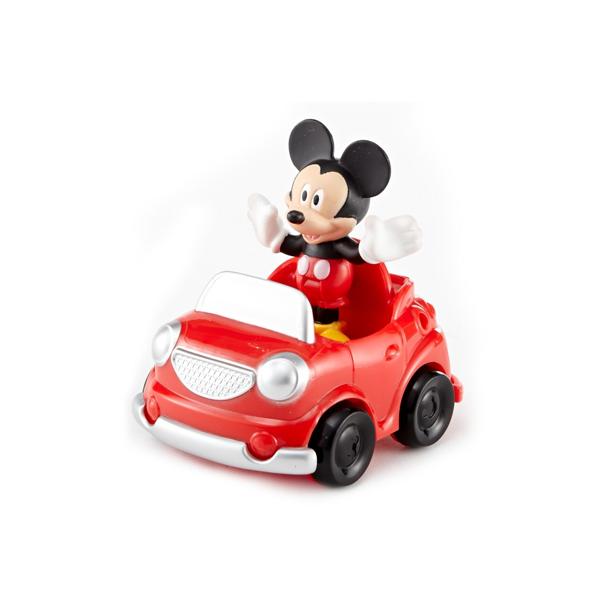 Disney Mickey Mouse Clubhouse Mickey's Sports Car by Fisher-Price