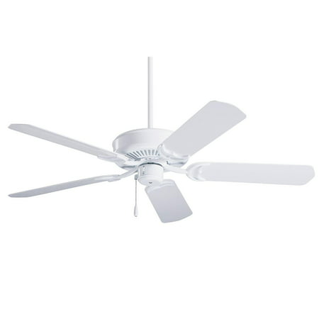 Emerson Sea Breeze 52 Inch Home Indoor Outdoor Wet Rated Ceiling Fan,