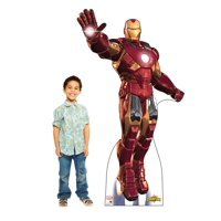 Iron Man (Marvel Contest of Champions Game) Cardboard Stand-Up, 6ft