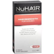 NuHair Hair Regrowth Tablets 50 Tablets (Pack of 2)