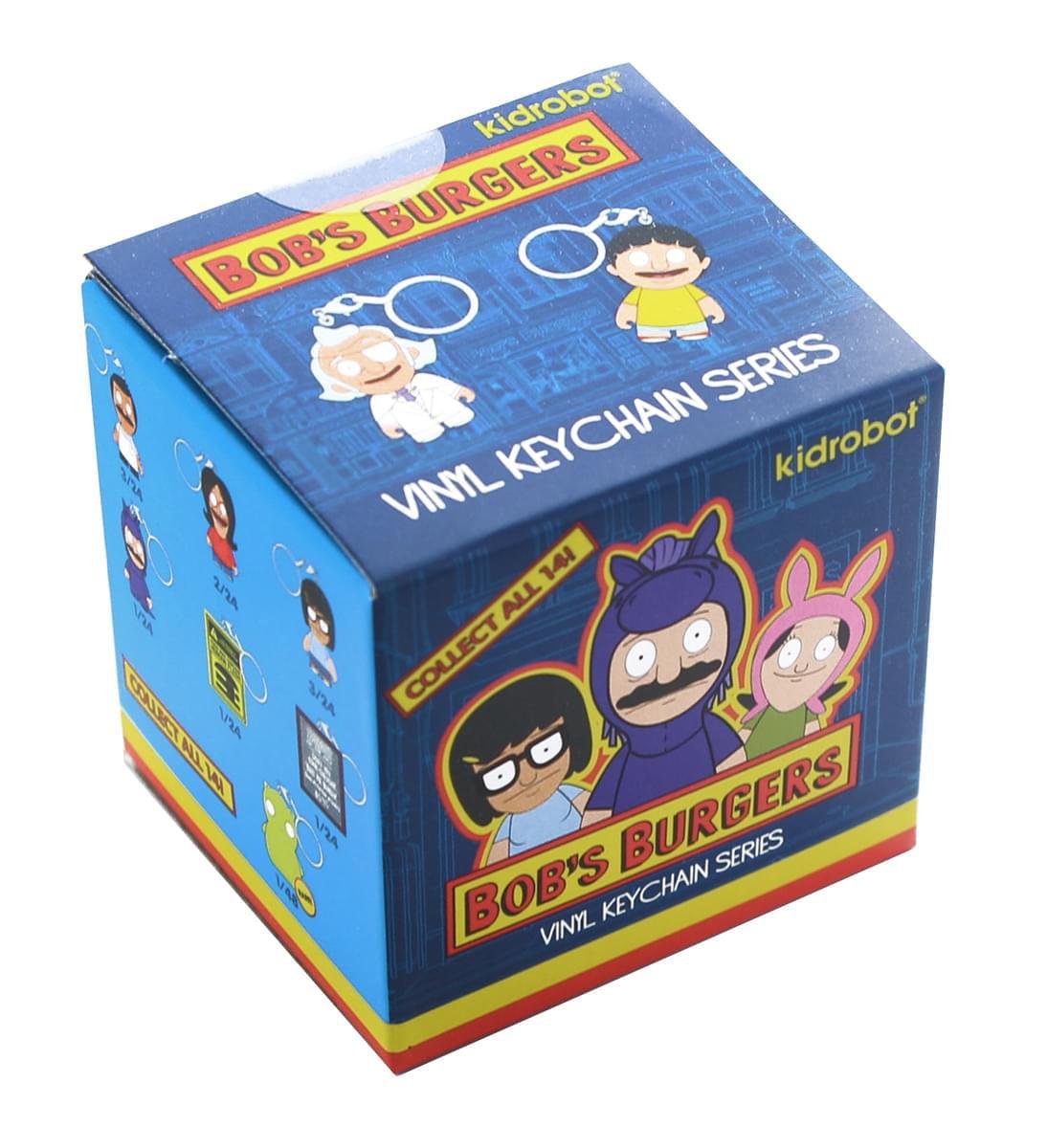 Bob's Burgers - Bob's Burgers Blind Box Keychain Series, 1 ...