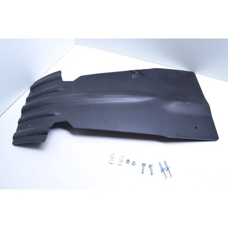 Skid Plate Kit (Black Skid Plate Kit )