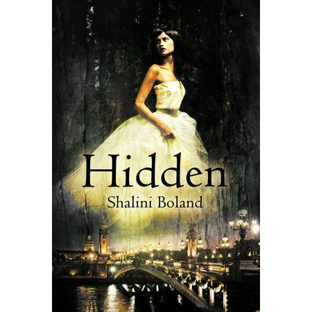 Hidden - a dark romance (Marchwood Vampire Series #1) -