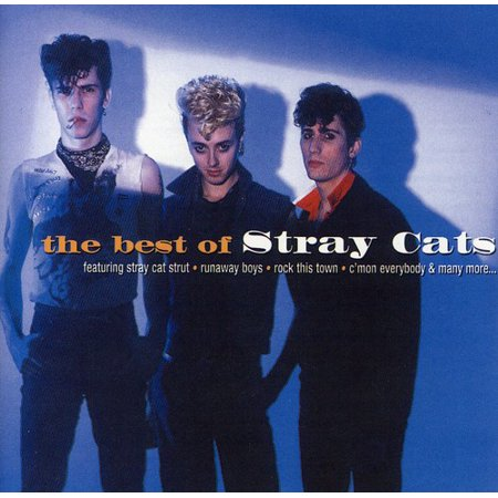 Best of (CD) (The Best Of Stray Cats)