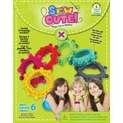 Bracelets Sew Cute! Crochet Kit-