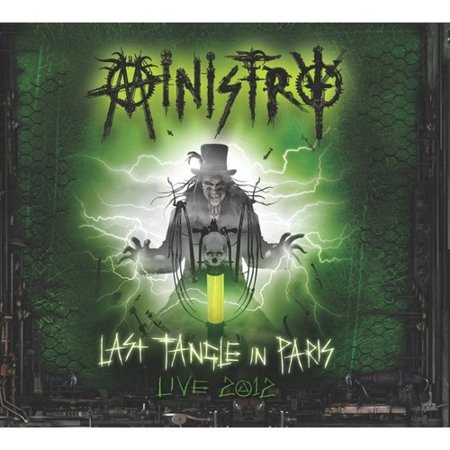 Last Tangle In Paris  Live 2012 Defibrila Tour  2 Cds And 1 Dvd