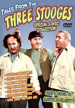 Tales From The Three Stooges (DVD) by Filmchest