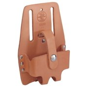 Klein Tools Tape Measure Holder, Large, Leather, Natural, 5196