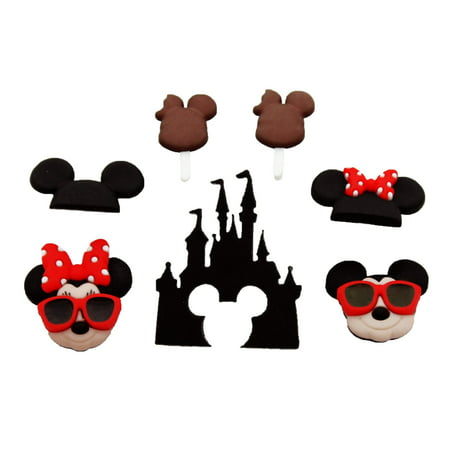 9512 JESSE JAMES DISNEY MICKEY MINNIE FUN IN THE SUN