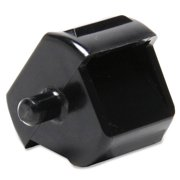 3M MMM1CORE 1 in. Tape Dispenser Replacement Core - Black