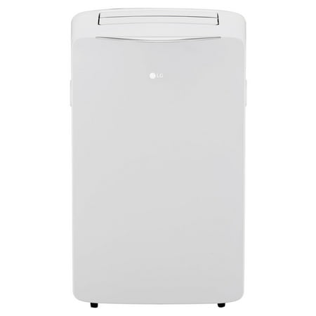 LG 14,000 BTU 115V Portable Air Conditioner with Wi-Fi Control, White