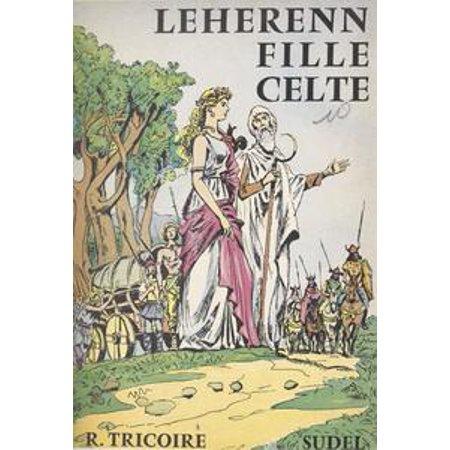 Leherenn, fille celte - eBook - Halloween Celte