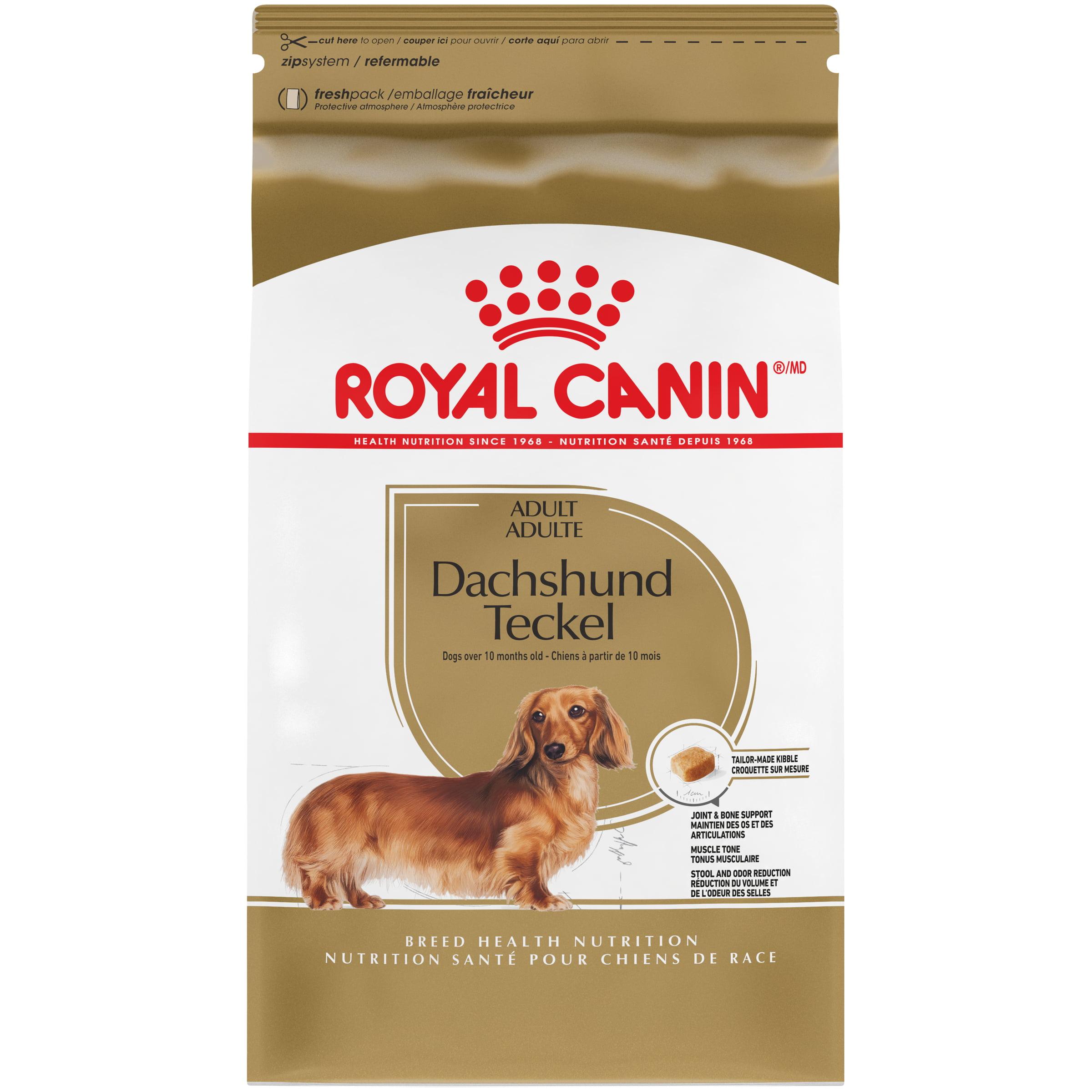Royal Canin Dachshund Adult Dry Dog Food, 2.5 lb