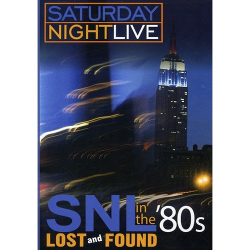 SATURDAY NIGHT LIVE LOST & FOUND-IN THE 80S (DVD) (ENG SDH/ENG DOL DIG 2.0)