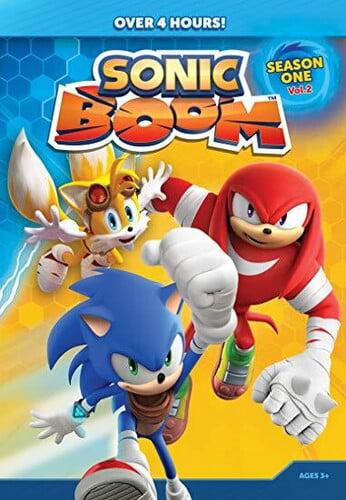 sonic the hedgehog 2020 dvd walmart