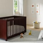 Status Violet 3 In 1 Convertible Crib  Choose Your Finish