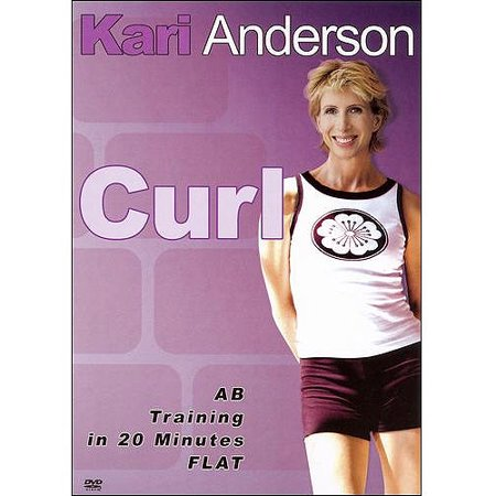 Kari Anderson: Curl (Anderson Exercise Dvd)