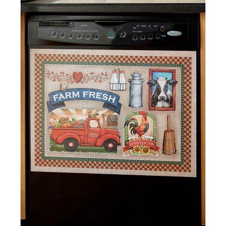 Farm Fresh Kitchen Collection-Dishwasher Magnet