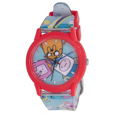 Adventure Time Watch Adjustable Limited Edition as Featured in