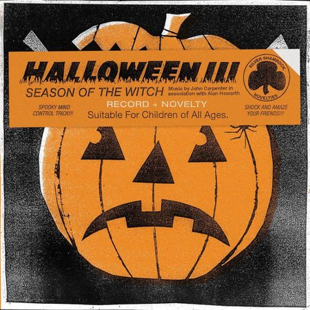 Halloween III: Season of the Witch (Vinyl) - Eurosat Soundtrack Halloween