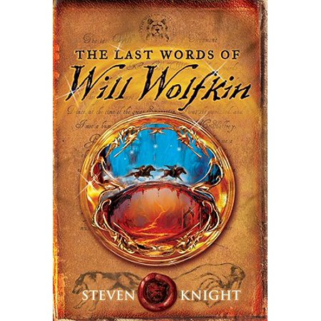 The Last Words of Will Wolfkin - eBook