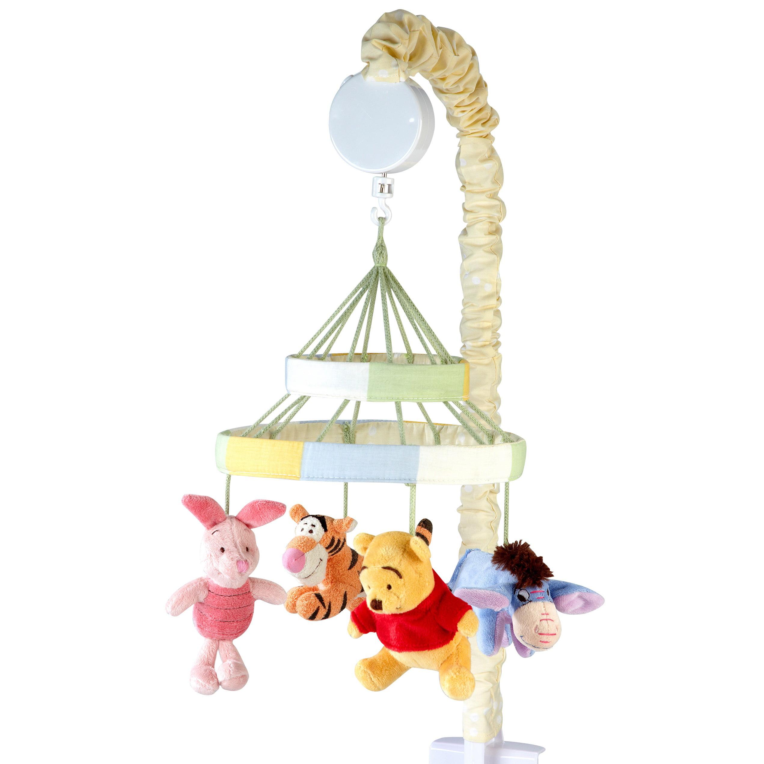Disney Winnie the Pooh Peeking Pooh Nursery Crib Musical Mobile by Disney