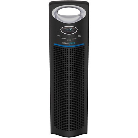 Therapure 440 UV Germicidal, HEPA Style Air Purifier, 3-Speed,