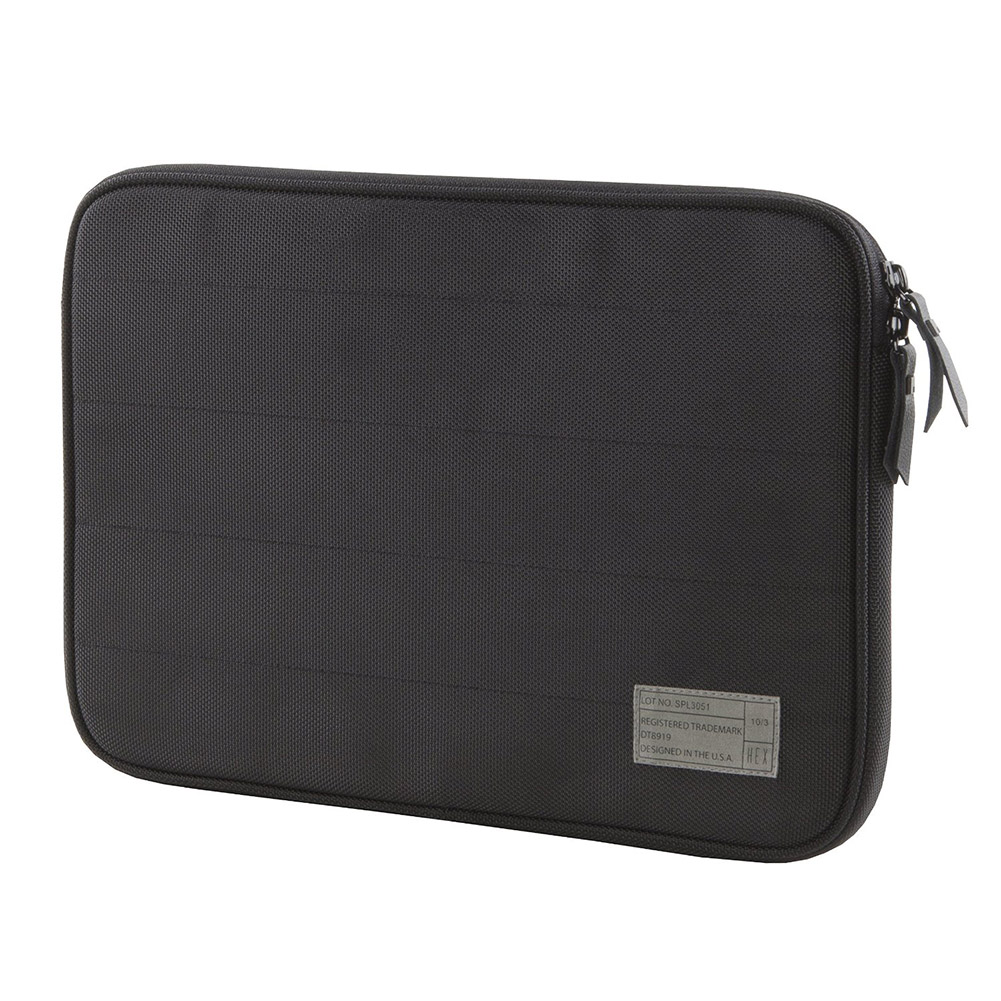 HEX Sleeve Case with Rear Pocket for Microsoft Surface 3 Black