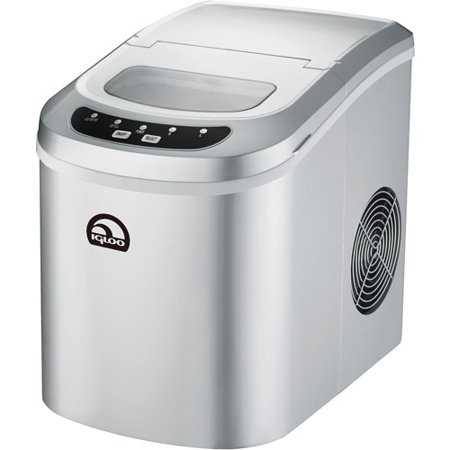 Igloo Countertop Ice Maker Black : Igloo Portable Countertop Ice Maker - Walmart.com