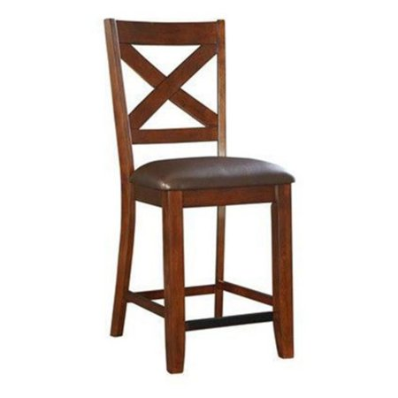 Standard Furniture Omaha Counter Height Stool - Set of 2 ()