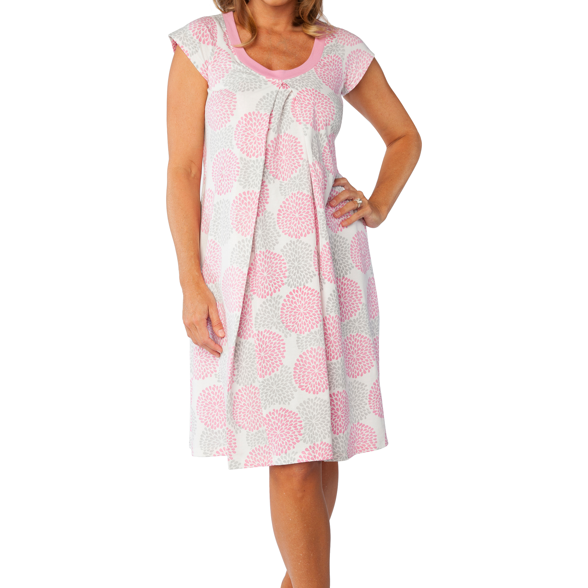Fine Nursing Gowns Walmart Sketch - Ball Gown Wedding Dresses ...