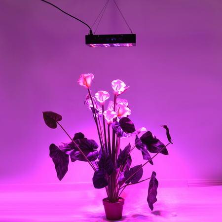 Costway 600W LED Grow Light Plants Lamp Full Spectrum For Plants Flower Bloom - image 9 of 10
