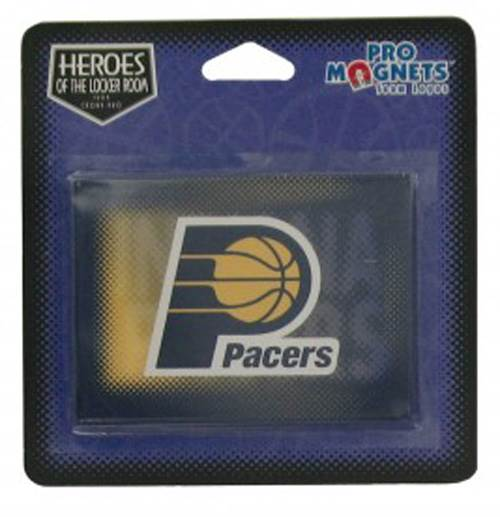 Indiana Pacer NBA Magnet - Set of 24