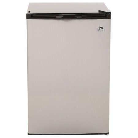 Igloo 4.6 Cu. Ft. Bar Fridge, Stainless steel