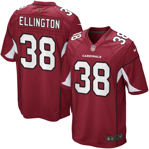 Andre Ellington Arizona Cardinals Youth Nike Team Color Game Jersey - Cardinal