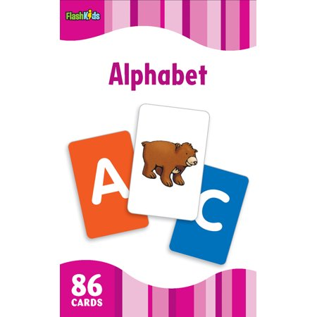 Alphabet (Flash Kids Flash (Jumbo Flash Cards)