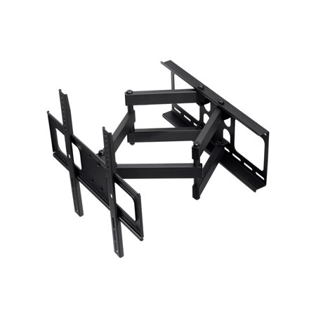 Monoprice Select Series Full Motion Wall Mount For Large 32   55 Inch Tvs 77 Lbs