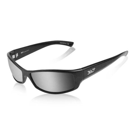 05aa9735ed03 Icicles - ICICLES SLDBF-1 Slider Silver Mirror Lens Sunglasses with Black  Frame Color - Walmart.com
